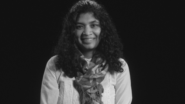 Headshot of Dipti Nayak, a speaker in a course on iBiology Courses
